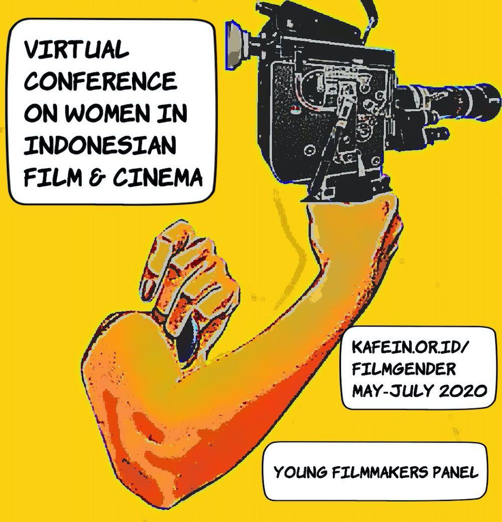Panel Mahasiswa dan Pembuat Film Muda