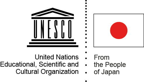 UNESCO & From The People of Japan